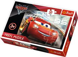 Puzzle Zygzak McQueen Cars 30 el. Trefl 18215