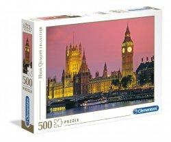 Puzzle Londyn 500 el. Clementoni 30378