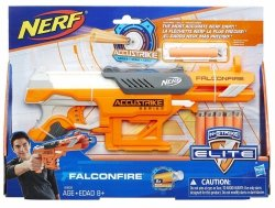 Wyrzutnia Nerf N-Strike AccuStrike Falconfire Hasbro B9839