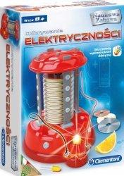 Zestaw naukowy Odkrywanie elektryczności Clementoni 60886