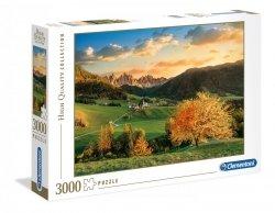 Puzzle Alpy 3000 el. Clementoni 33545