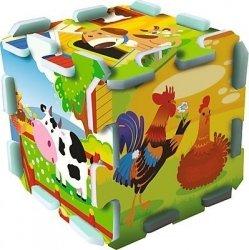 Puzzle piankowe Farma Trefl 60697