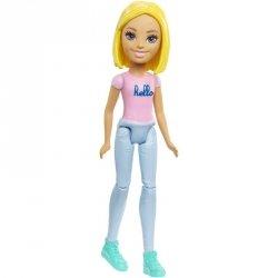 Lalka Barbie On The Go Różowa Mattel FHV73