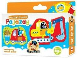 Puzzle do pary Pojazdy CzuCzu 33637