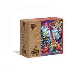 Puzzle Cars 60 el. Future Clementoni 26999