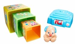 Interaktywne prezenciki Fisher Price FBM89