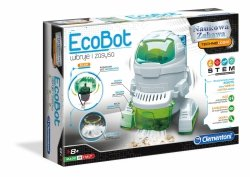 Robot Interaktywny EcoBot Sprzata Clementoni 50061