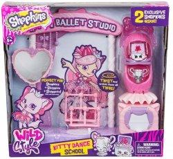 Shopkins S9 Wild Style Szkoła Tańca Kitty Formatex 56704