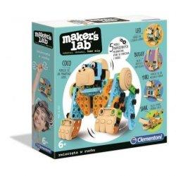 Maker`s Lab Zabawne Zwierzęta Clementoni 50326