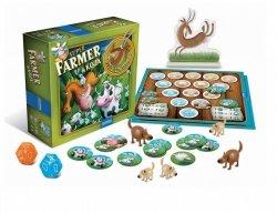 Super Farmer z kozą gra planszowa Granna 00349
