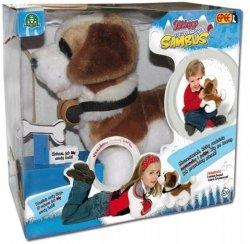 Interaktywny Piesek Sambuś liżący szczeniaczek Epee 01113