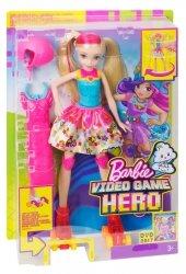 Barbie na wrotkach w świecie gier Mattel DTW17