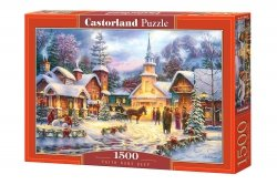 Puzzle Poranek Zimą 1500 el. Castorland 15164