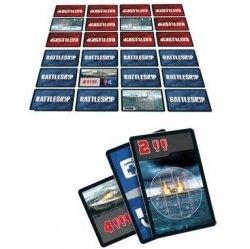 Karty Bitwa Morska Gra Strategiczna Hasbro 37084