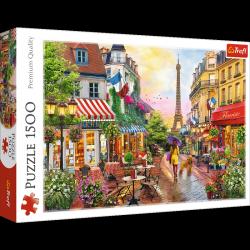 Puzzle Urok Paryża 1500 el. Trefl 26156