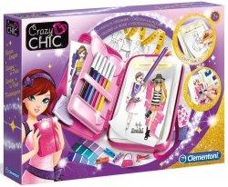 Studio Mody Zestaw Crazy Chic Fashion Designer Clementoni 78417