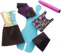 Barbie Crayola Zrób to sama Akwarelowe wzory Mattel FHW85