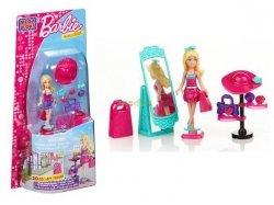 Klocki Barbie zestawy z laleczką Mega Bloks 80200