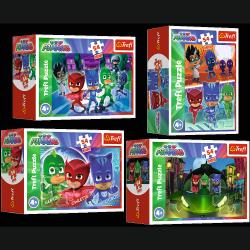 Puzzle Przygody Pidżamersów 54 el. Trefl 54168