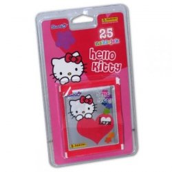 Blister z naklejkami Hello Kitty 5-pack Panini 04795