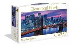 Puzzle Panoramiczne Nowy Jork 13200 el. Clementoni 38009