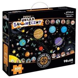 Puzzle Xplore Team Układ Słoneczny 300 el. CzuCzu 49072