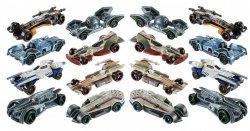Hot Wheels Star Wars Autostatki kosmiczne Mattel DPV24