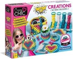 Zestaw Gumek Crazy Wow Kreacje Clementoni 50642