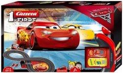 Tor wyścigowy Disney Cars 3 1. First Carrera 63010