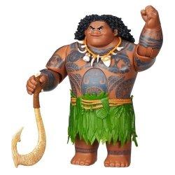 Vaiana Skarb Ocenau Figurka Maui 27 cm Hasbro C0152