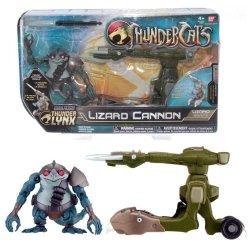 Figurka + Pojazd Hundercats Lizard Cannon Bandai 84000