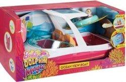 Wakacyjny jacht Delfiny z Magicznej Wyspy Barbie Mattel FBD82