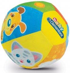 Piłka Muzykalny zwierzak Clementoni 17109