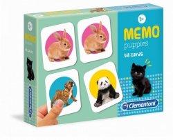 Gra Pamięciowa Memo Puppies Pieski Clementoni 18084