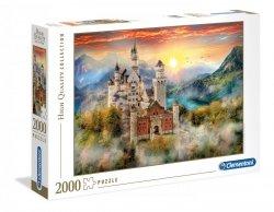 Puzzle Zamek Neuschwanstein 2000 el. Clementoni 32559