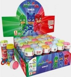 Bańki mydlane Pidżamersi 60ml Brimarex 69700