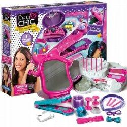 Prostownica do włosów Crazy Chic Fryzury Clementoni 78519
