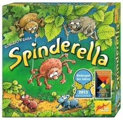 Gra planszowa Spinderella Simba 1105077