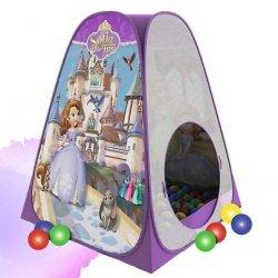 Namiot Samorozkładający Jej Wysokość Zosia Trefl 6758