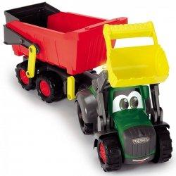 Happy Traktor z przyczepką Fendt 65 cm Dickie 3819002
