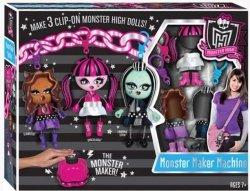 Upiorne breloczki zestaw Monster High Mattel FHM64008