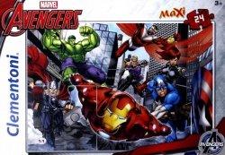 Puzzle Maxi Avengersi 24 el. Clementoni 24036