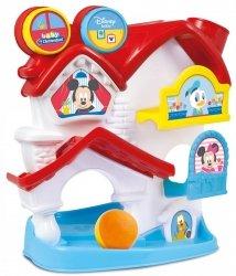 Domek z kuleczkami Baby Miki Disney Clementoni 17204