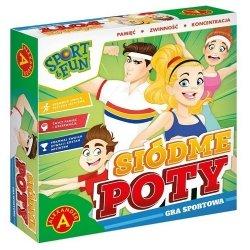 Gra Planszowa Siódme Poty Sport&Fun Alexander 2141