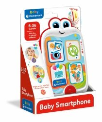 Interaktywny Smartfon Dziecięcy Clementoni 17483