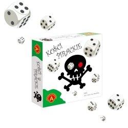 Gra Kości Pirackie Mikro Alexander 2250