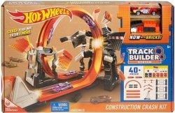 Szalone Kraksy Zestaw Torów Track Builder Hot Wheels Mattel DWW96