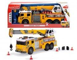 Dźwig Zabawka Ciężarówka ze światłem i dźwiękiem 62 cm Dickie 3729004