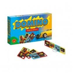 Domino Obrazkowe Samochody Alexander 0203