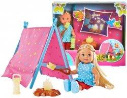 Lalka Evi z namiotem na kempingu Simba 5732360